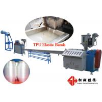 Buy cheap Transparent  TPU Tape Plastic Strip Making Machine For Bras And Underwear from wholesalers