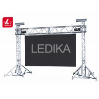Buy cheap Portable Aluminum Goal Post Banner Truss Tower System For Hanging Speaker from wholesalers