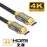 Buy cheap 4k*2k 60Hz 30AWG 3D HDTV  Version 2.0 HDMI To HDMI Cable from wholesalers