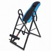 Buy cheap Square Tube Inversion Fitness Equipment with Ø28mm Handlebar and Fabric Back Bench product