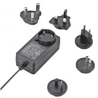 Buy cheap 19V 12V 65W Interchangeable Wall Power Adapter With PSE CE GS UL CB GS RoHS from wholesalers