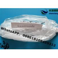 Buy cheap Anastrozole 120511-73-1 Anti Estrogen Steroids , Anti Estrogen Medication High Purity from wholesalers