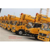 Buy cheap XCMG QY25K5A   QY75K 35 Ton All Wheel Drive 4x4 Rough Terrain Tractor Crane For Africa Market from wholesalers