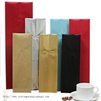 Buy cheap Heat Sealing Custom Printed Packaging Bags 16oz Coffee Packing Pouch PE Plastic from wholesalers