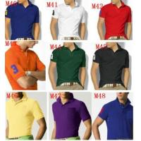 Buy cheap Polo Shirts Mens T Shirts from wholesalers