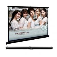 Buy cheap Fast Fold Mini Table Screen Projection Screen For Desktop Presentation Movies Cinema from wholesalers
