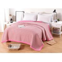 Buy cheap 100% Polyester flannel nlanket Customized Soft Quilt Blanket For Bed Decoration from wholesalers