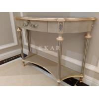Buy cheap Art deco console table mirrored console table antique apricot console table FH-108 from wholesalers