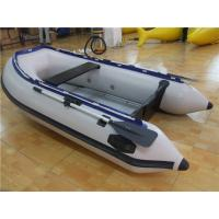 Buy cheap 3m Hard Bottom Kids PVC Inflatable Boat Inflatable Pool Boat High Safety Performance from wholesalers
