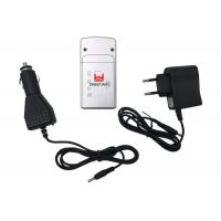 Buy cheap Black Mini Mobile Phone Signal Jammer With Changeable Battery , 3 Frequency Band from wholesalers