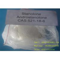 Buy cheap Stanolone Legal Anabolic Steroids , Healthy Bodybuilding Supplements Cas 521 18 6 from wholesalers