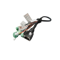 Buy cheap 850mm CAT6 RJ45 Female CCTV Camera Extension cable product