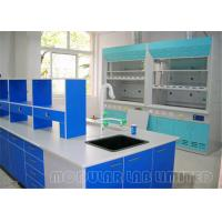 Buy cheap CAV Exhaust System Benchtop Fume Hood With Manual Front Window from wholesalers