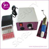Buy cheap Wholesale Nail Polishing Machine Rpm 20000, Electric Nail Manicure Dev from wholesalers