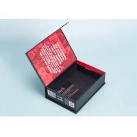 Durable Earphone Paper Packaging Boxes Customized Printing With Hanger