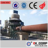 Buy cheap Lime Calcination Plant Rotary Kiln / Rotary Kiln Calciner of Coke from wholesalers