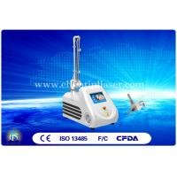Buy cheap 3 In 1 Skin Renewing Resurfacing Co2 Fractional Laser Machine Vaginal Therapy from wholesalers