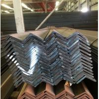 Buy cheap Black Hot Rolled Mild Steel Angle Bar AISI ASTM Q235 SS400 Standard from wholesalers