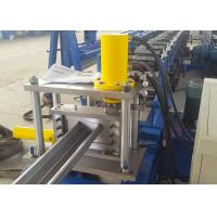 Buy cheap 11kw Power Door Frame Roll Forming Machine / Bending Making Machine from wholesalers