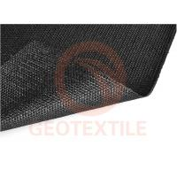 Buy cheap Black Yarns Geotextile Stabilization Fabric For Sediment Control 3.85M Width product
