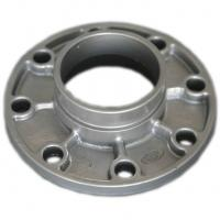 Buy cheap Lightweight Ductile Iron Pipe Fittings Grooved Flange Adapter 1-24 from wholesalers