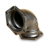 Buy cheap Mechanical Joint C153 90 Degree Bend / Ductile Iron MJ X MJ 90 Degree Elbow from wholesalers