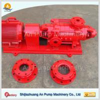 China quick connector portable fire pump on sale