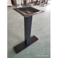 Bistro Table base Mild Steel Table leg  Powder Coated Restaurant Furniture
