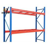 Buy cheap Cold Rolled Steel Medium Duty Storage Rack 1500 - 8000mm Height from wholesalers