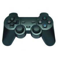 Buy cheap Wired PS3 / PS2 PC Joystick Controller Vibration Gamepad With Two Analog Sticks product