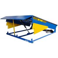 Buy cheap 6T 8T hydraulic Hydraulic dock levelers safety salf operated , Scissor Lift from wholesalers