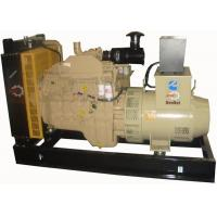 200KVA Diesel Generator With Engga Alternator , Cycle Water Cooled With Fan