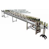 Buy cheap Inverted bottle sterilization machine for sterilizing the bottle mouth and inner wall of bottle gap from wholesalers