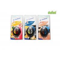 Double Oval Liquid Air Freshener Long lasting Vent Liquid Fragrance 6ml for Car
