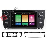 Buy cheap Full RCA Output BMW E91 Sat Nav 2 Din Bluetooth Car Stereo Heat Dissipation product