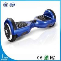 Buy cheap 8 inch with bluetooth Hands free chic smart self balancing scooter with white color from wholesalers
