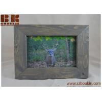 Buy cheap Weathered Gray  Picture Frame  wood frame modern frame  Pick your color  4x6 5x7 8x10 from wholesalers