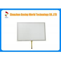 Buy cheap PDAs Multi Touch Resistive Touch Screen 5.6 Inch Film + Glass + Tail Structure from wholesalers