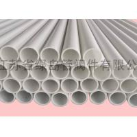Buy cheap 32mm 63mm Diameter PP Drainage Pipe Heat Wear Resistance 4 Inch High Pressure from wholesalers