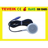 Buy cheap TOCO Fetal Transducer / Doppler Ultrasound Transducer For Bistos Patient Monitor from wholesalers