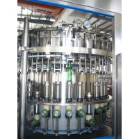 Buy cheap High Precision Beer / Wine Bottle Filling Equipment 24 Head 10000BPH from wholesalers