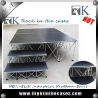 Buy cheap Outdoor concert stage sale & stable mobile stage for sale & used stage for sale from wholesalers