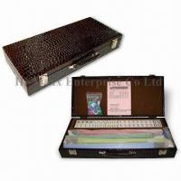 Buy cheap Western Style Mah-Jong Set, Available in Alligator Skin-like Case from wholesalers