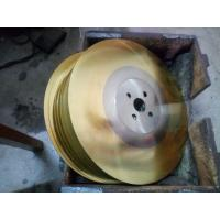 Buy cheap Pipe cutting machine of DMo5Co5 PVD coating high speed circular saw blade product