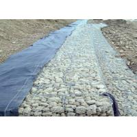 Buy cheap Galvanized Wire Gabion Basket Protection Engineering Stone Cages from wholesalers