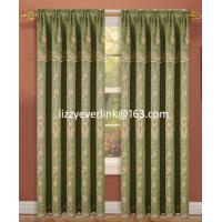 Buy cheap polyester embroidery curtain with fashion valance, window curtain product