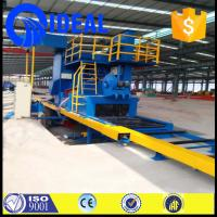 Buy cheap Automatic roller conveyor shot blasting machine with ISO9001,CE certification from wholesalers