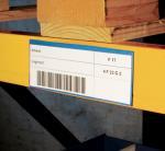 Buy cheap Supermarket Plastic clear price tag holder , shelf price talker label holder for shelves from wholesalers