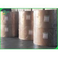 Buy cheap FDA Direct Food Compliant PE Coated White Kraft Paper For Fast Food Packaging from wholesalers