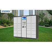 Buy cheap Parcel Package Delivery Locker Intelligent For Public Express , OEM Color from wholesalers